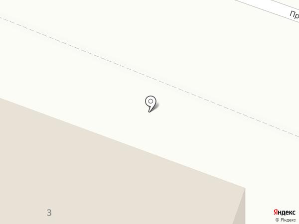 Фарид на карте Йошкар-Олы
