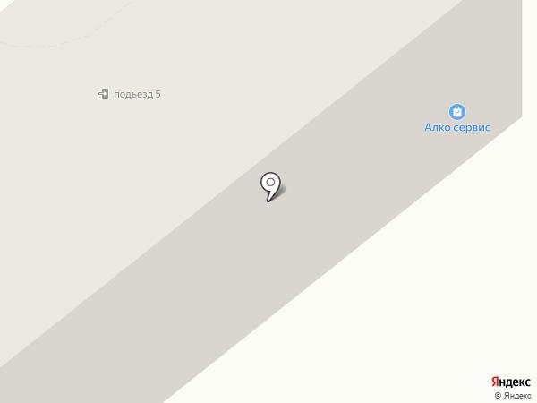UniPlat на карте Йошкар-Олы