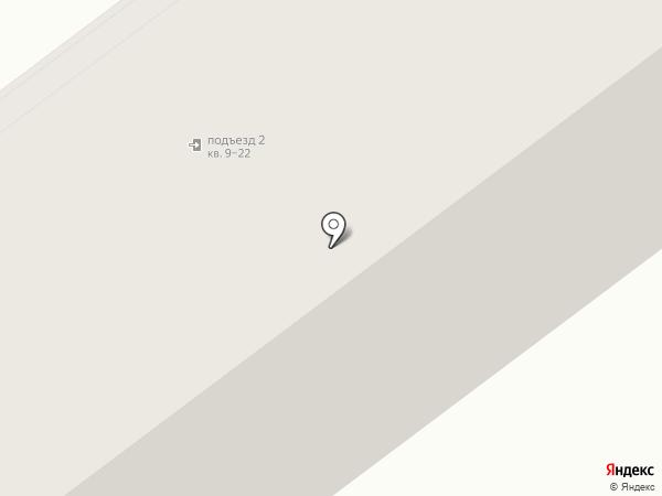Станция юных техников г. Йошкар-Олы на карте Йошкар-Олы