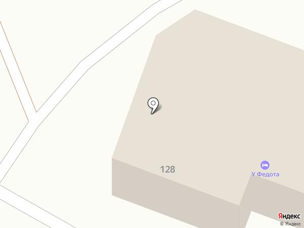 У Федота на карте Йошкар-Олы