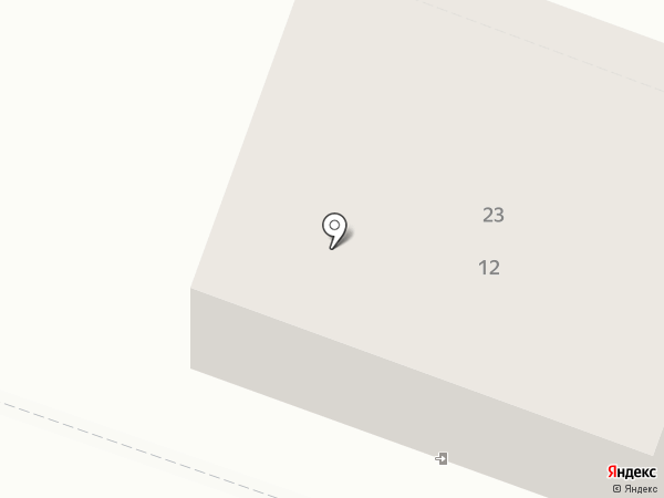 Цветочный салон на карте Йошкар-Олы