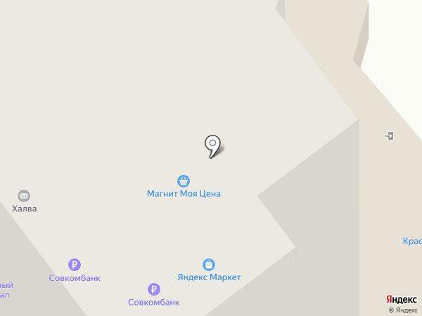 Элем на карте Йошкар-Олы