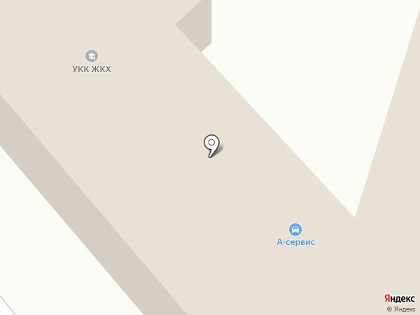 Когис-Бит на карте Йошкар-Олы