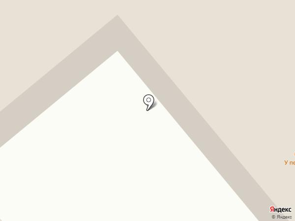 Оконница на карте Йошкар-Олы
