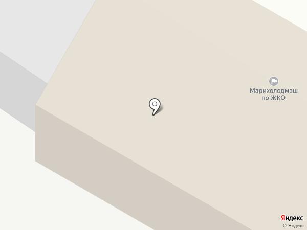 Научно-исследовательский центр им. Николы Тесла на карте Йошкар-Олы