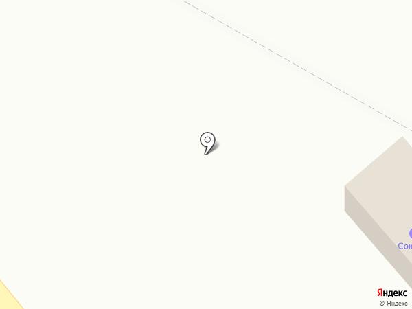 Союз-ТК на карте Йошкар-Олы