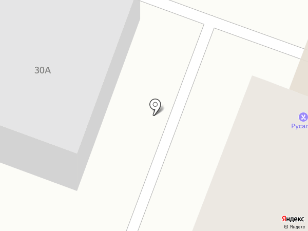 Русалка на карте Йошкар-Олы