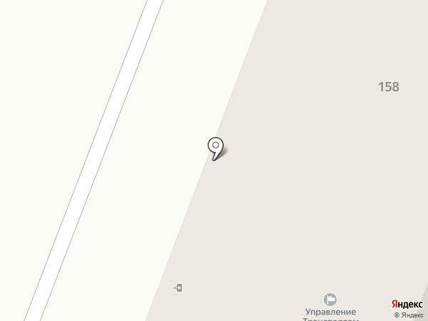 Дирекция муниципального заказа, КУ на карте Йошкар-Олы