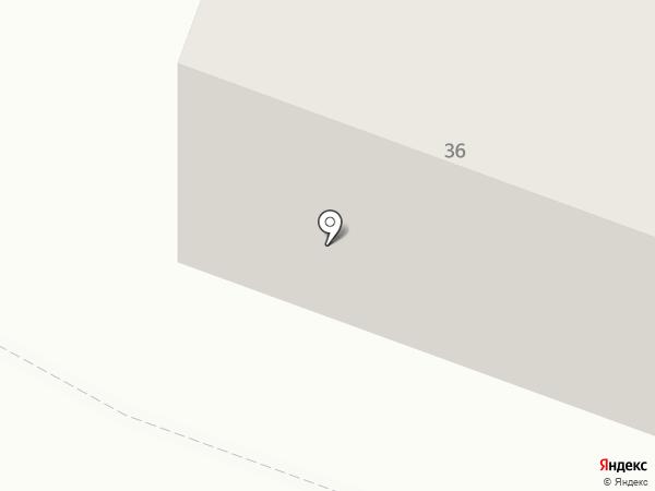 Тенториум на карте Йошкар-Олы