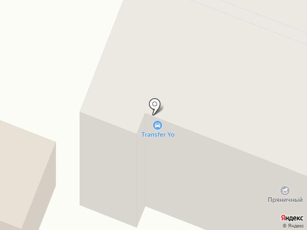Тренинг-центр системы навыков дальнейшего энерго-информационного развития на карте Йошкар-Олы