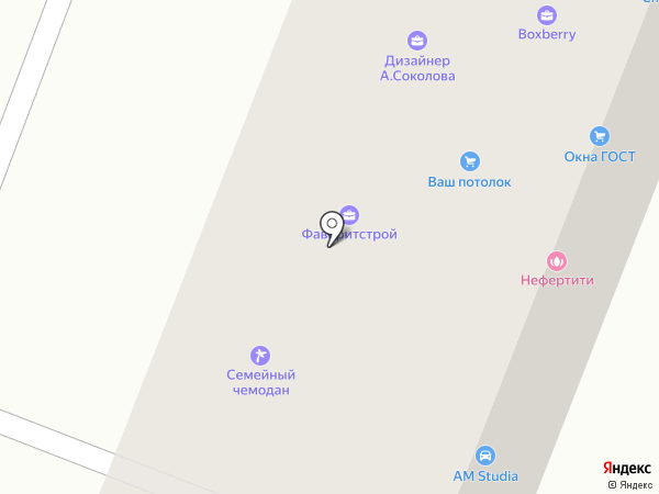 Профистайл на карте Йошкар-Олы