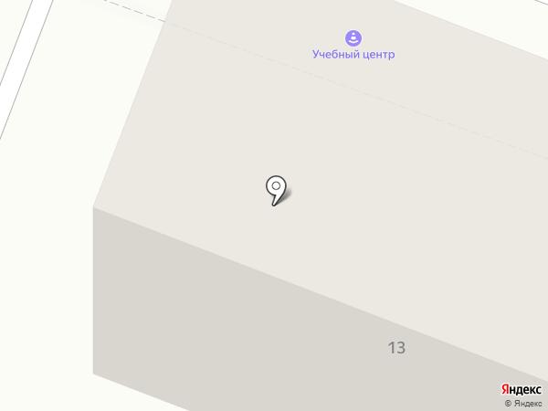 Учебный центр на карте Йошкар-Олы