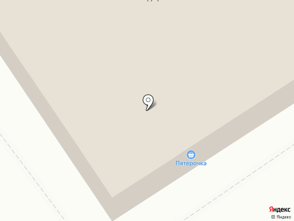 Магазин спецодежды на карте Йошкар-Олы