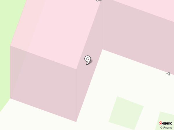 Республиканская консультативная поликлиника, Республиканская клиническая больница на карте Йошкар-Олы