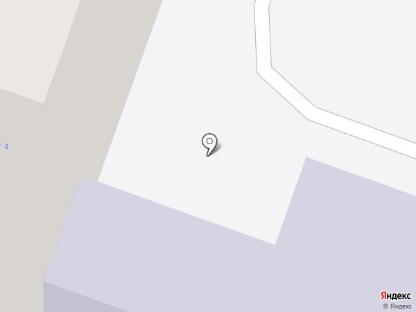 Марийский государственный университет, ФГБУ на карте Йошкар-Олы