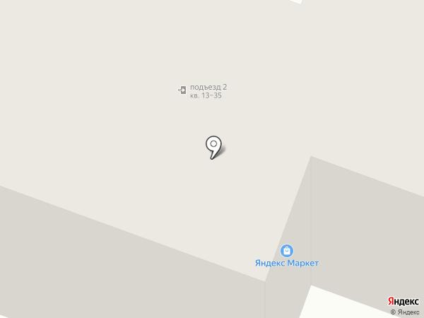 СНИП на карте Йошкар-Олы