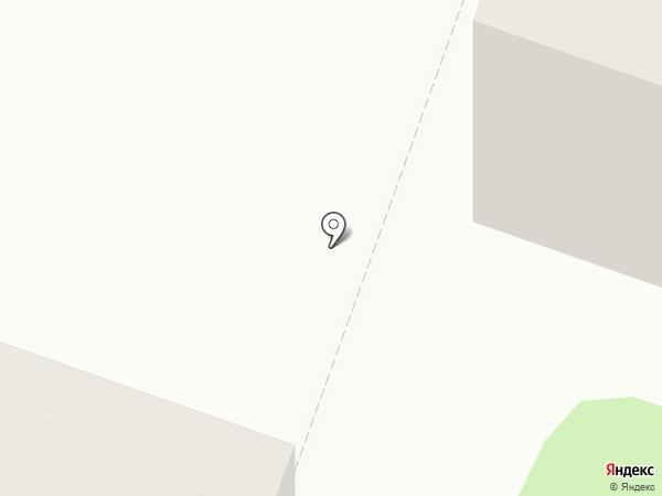 Опилки на карте Йошкар-Олы