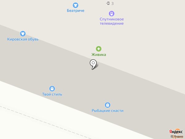 Финанс на карте Йошкар-Олы