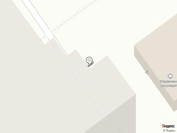 Центр социальной поддержки населения в г. Йошкар-Оле Республики Марий Эл на карте Йошкар-Олы