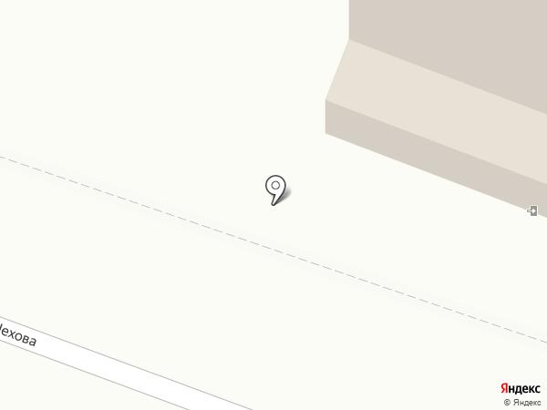 АвтоЛайн на карте Йошкар-Олы
