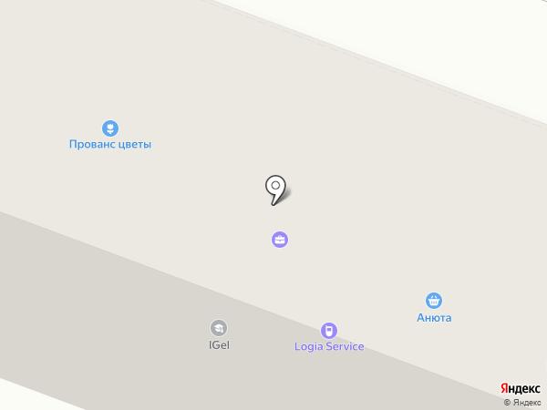 Пивоман на карте Йошкар-Олы