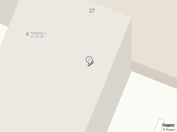 Мини-бар на карте Йошкар-Олы