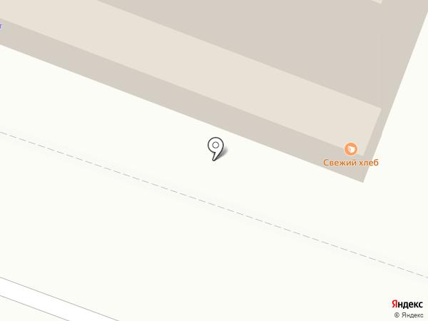 Киоск по продаже хлебобулочных изделий на карте Йошкар-Олы