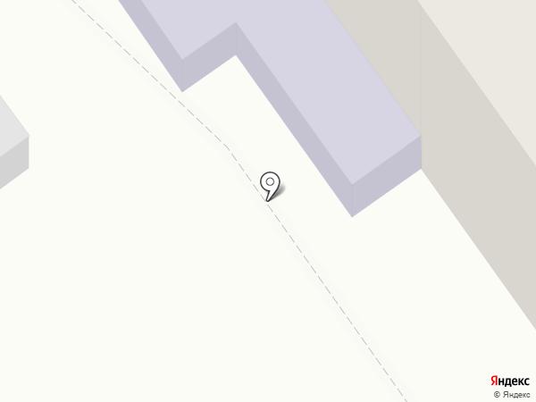 Библиотека №8 на карте Йошкар-Олы