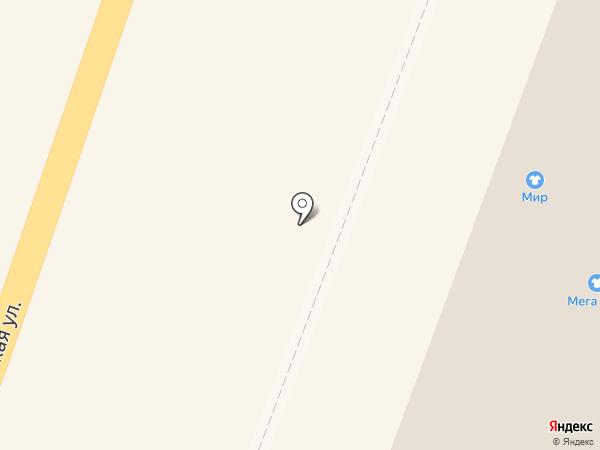Конфискат/Мега Сити на карте Йошкар-Олы