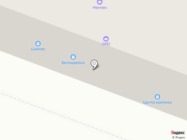 Жилсервис на карте Йошкар-Олы
