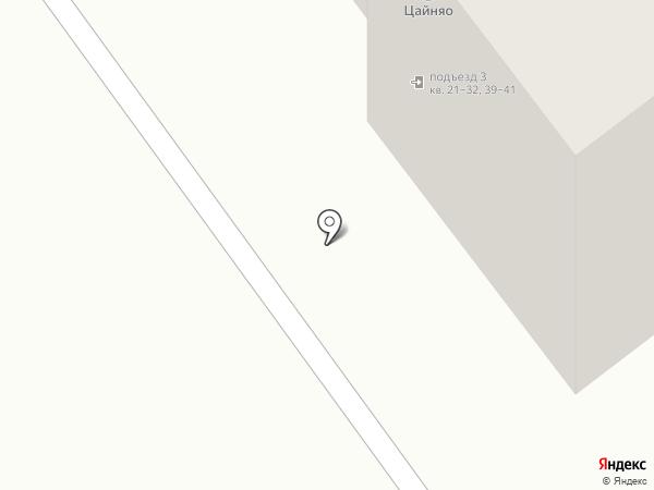 Магазин хозяйственных товаров на карте Йошкар-Олы