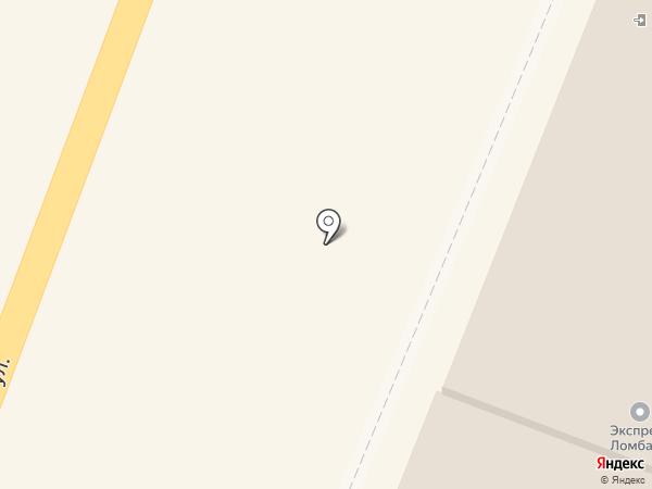 Гарант на карте Йошкар-Олы