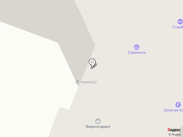 ОКНА ГОСТ на карте Йошкар-Олы