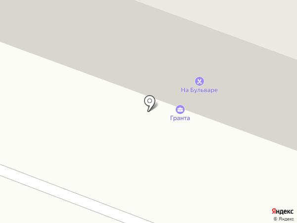 Кладка на карте Йошкар-Олы