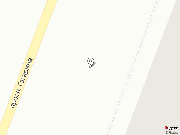 Пижанка на карте Йошкар-Олы