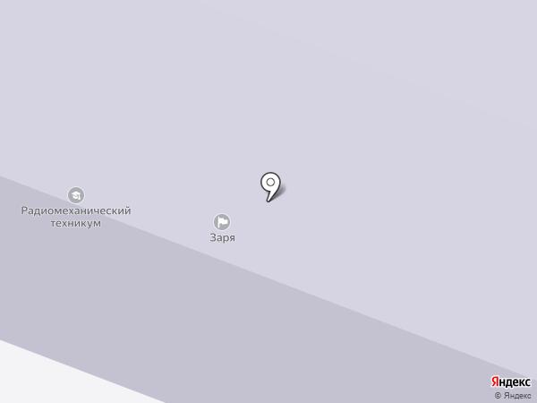 Центр дополнительного профессионального образования на карте Йошкар-Олы