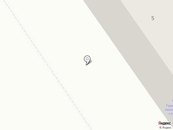 Ритуальная служба г. Йошкар-Олы на карте Йошкар-Олы