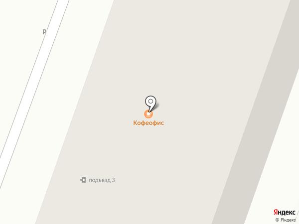 Фабрика на карте Йошкар-Олы