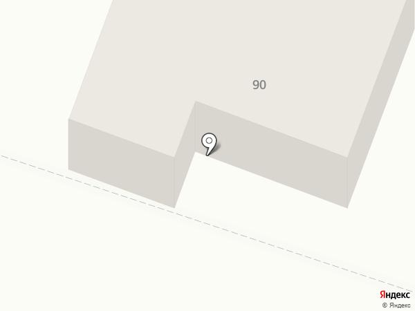 Автоискра на карте Йошкар-Олы