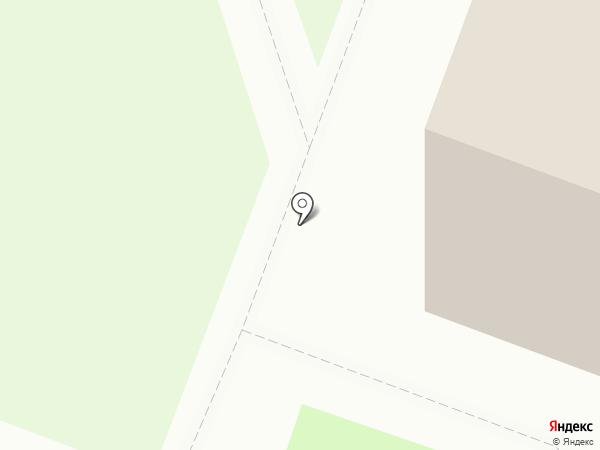 Солнышко на карте Йошкар-Олы
