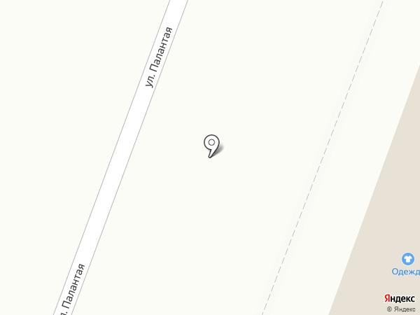 Консалтинговая компания на карте Йошкар-Олы