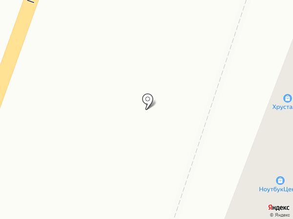 Ноутбук-центр на карте Йошкар-Олы