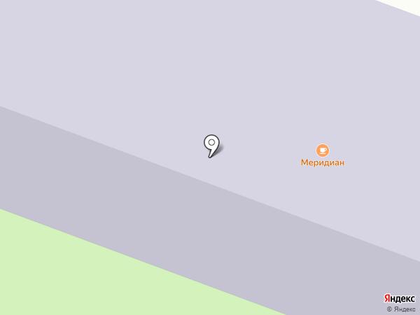 Столовая на карте Йошкар-Олы