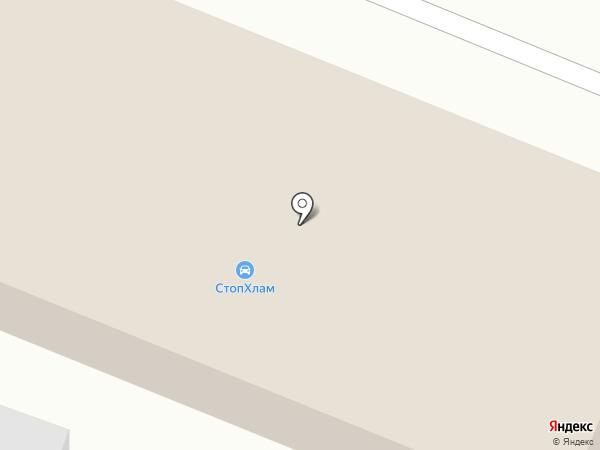 СтопХлам на карте Йошкар-Олы