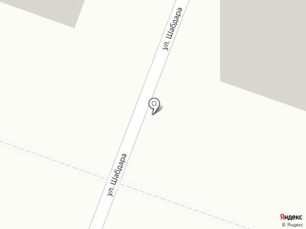 Ортолайф на карте Йошкар-Олы