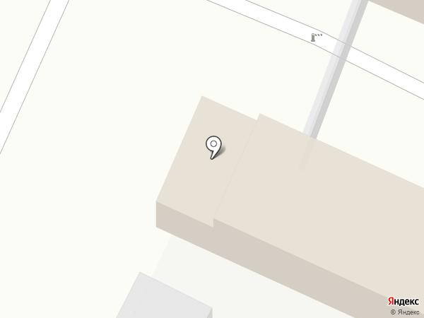 Мясной магазин на карте Йошкар-Олы