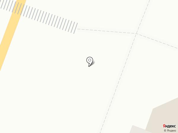 Салон мебели на карте Йошкар-Олы