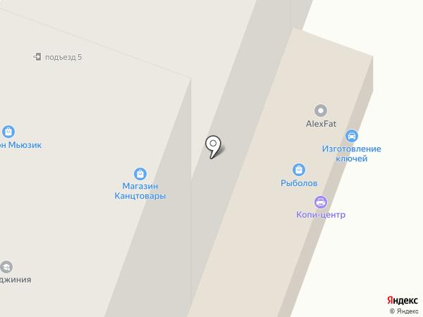 Pin-Сервис на карте Йошкар-Олы