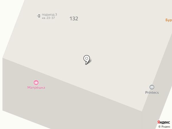 Доминант на карте Йошкар-Олы