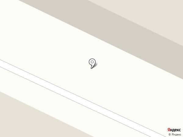 Анфея на карте Йошкар-Олы